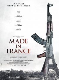 October 28  @ 8pm - Made in France