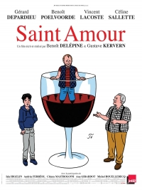 October 29 @ 1pm - Saint Amour